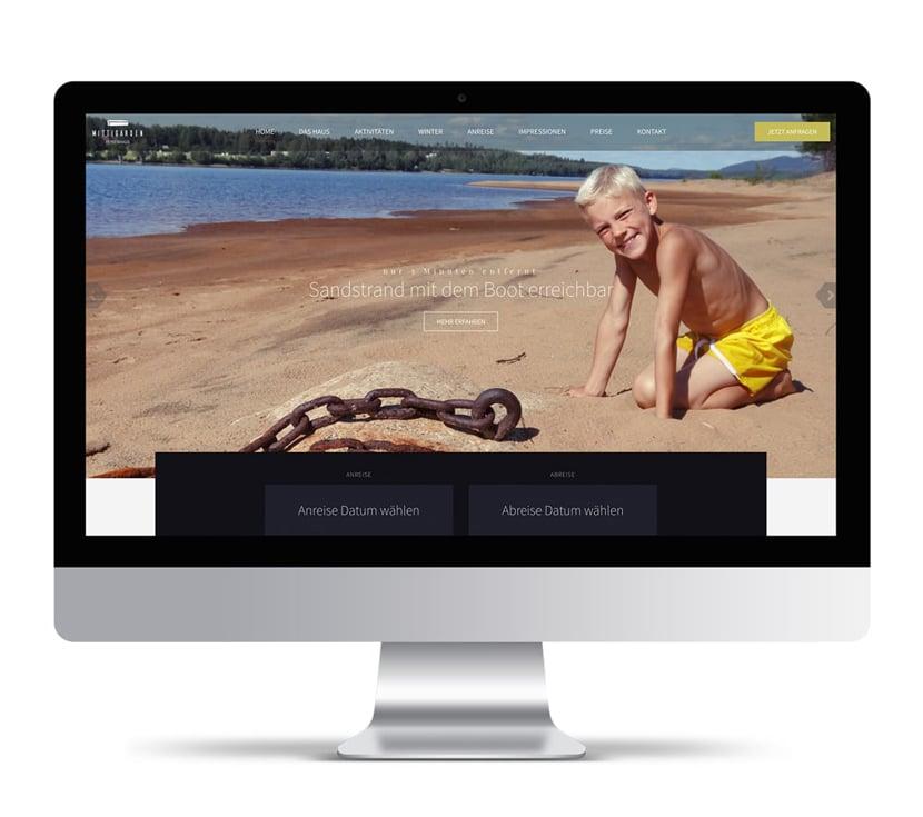 Webdesign Kreacom Mittigarden