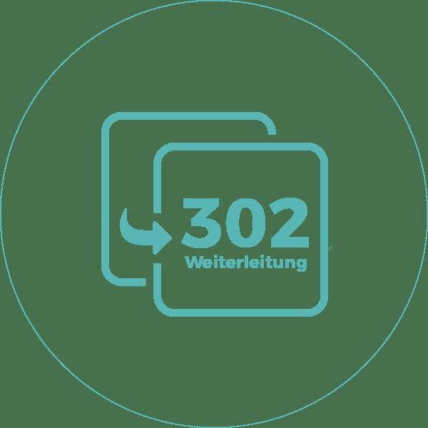 302-Weiterleitung Icon
